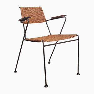 Vintage Armlehnstuhl von Paul Schneider Esleben, 1960er