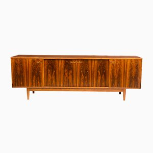 Mid-Century Danish Rosewood Sideboard by Christian Linneberg