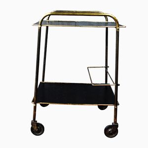 Mid-Century Drinks Trolley