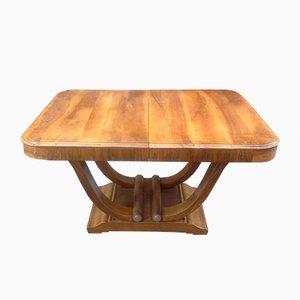 Ausziehbarer Vintage Tisch von Jules Leleu