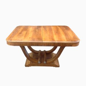 Tavolo vintage regolabile di Jules Leleu