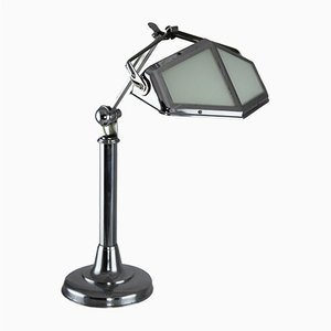 Art Deco Pirouett Tischlampe