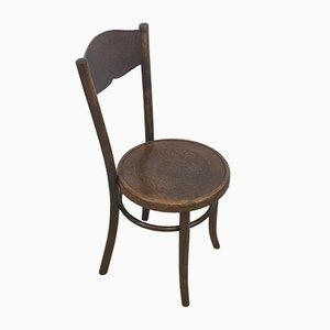 Vintage Bistro Stuhl von Fischel, 1930er