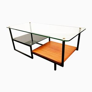 Modernist Coffee Table by Georges Frydman for EFA