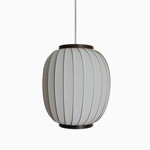 Vintage Moon Pendant Lamp by Svend Aage Holm Sørensen, 1950s