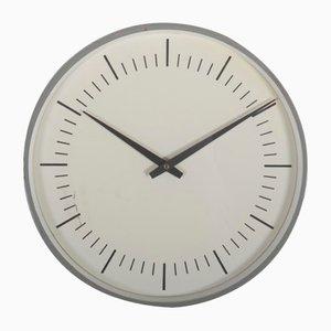 Horloge Murale Mid-Century de LM Ericsson