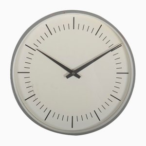 Mid-Century Wall Clock from LM Ericsson