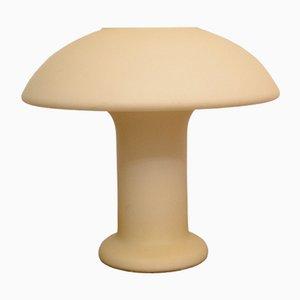 Lámpara de mesa vintage de Hustadt Leuchten, años 70