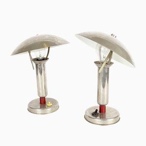 Lampes de Bureau Vintage, Set of 2