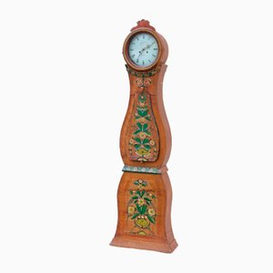 Antique Swedish Mora Clock, 1868