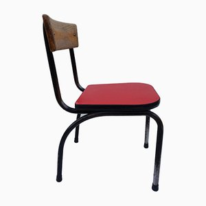 Chaise d'Enfant par Willy van der Meeren pour Tubax, Belgique, 1950s