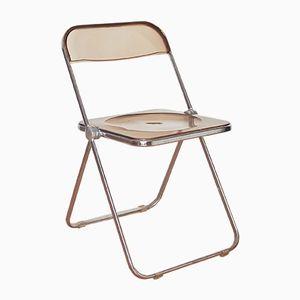 Klappbarer Plia Stuhl von Giancarlo Piretti für Castelli, 1969