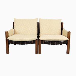Vintage 2-Sitzer Sofa von TON, 1970er