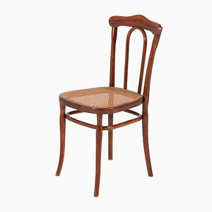 Antique Viennese Bentwood Chairs from Jacob & Josef Kohn, 1890s, Set of 5