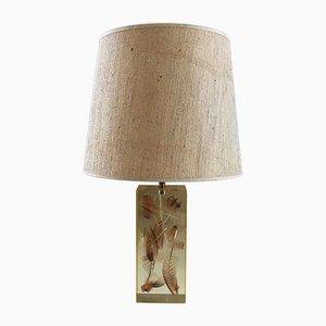 Lámpara de mesa vintage de Pierre Giraudon, años 70