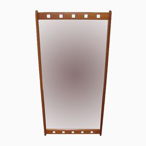 Teak Framed Mirror, 1960s