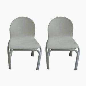 Orsay Chairs by Gae Aulenti for Knoll International, 1970s, Set of 2