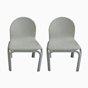 Orsay Stühle von Gae Aulenti für Knoll International, 1970er, 2er Set