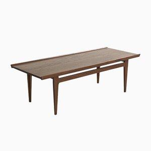 Table Basse Vintage en Teck par Finn Juhl pour France & Søn