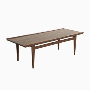 Vintage Teak Coffee Table by Finn Juhl for France & Søn