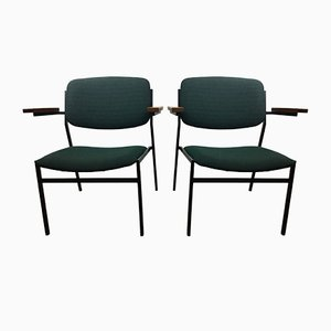 Cocktail Chairs by Martin Visser for 't Spectrum, 1960s, Set of 2