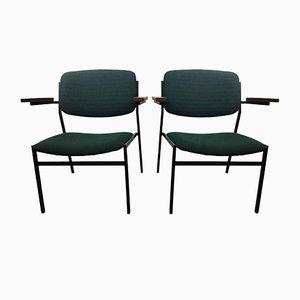 Cocktail Stühle von Martin Visser für 't Spectrum, 1960er, 2er Set