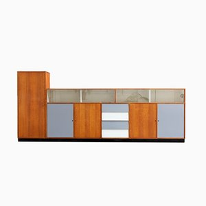 Large Formica Sideboard, 1950s