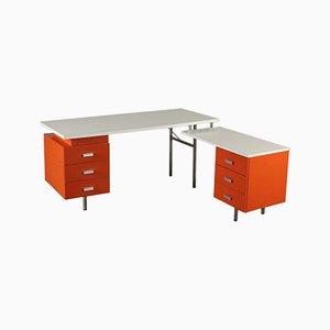 Vintage Eck-Schreibtisch von George Nelson für ICF De Padova
