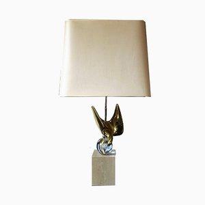 Lampada da tavolo vintage di Jean Philippe, anni '60