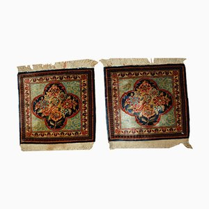 Antique Rugs, 1890s, Set of 2