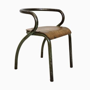 Vintage Children's Chair by Jacques Hitier for Mobilor