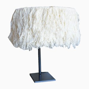 Furry Table Lamp by Nieta Atelier