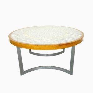 Mesa con mosaico, años 60