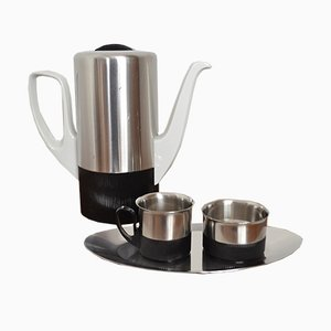 Coffee Set by Kurt Radtke for WMF, 1960s