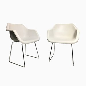 Vintage Armchairs by Robin & Lucienne Day for Hille, 1967, Set of 2