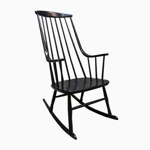 Rocking Chair Scandinave par Lena Larsson pour Nesto, 1958
