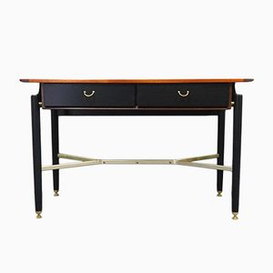 Mid-Century Librenza Ebonized Hallway Table or Desk by E. Gomme for G-Plan
