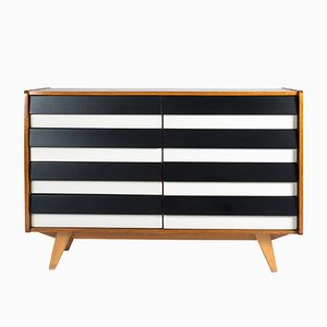 Vintage U-450 Chest of Drawers by Jiří Jiroutek for Interier Praha