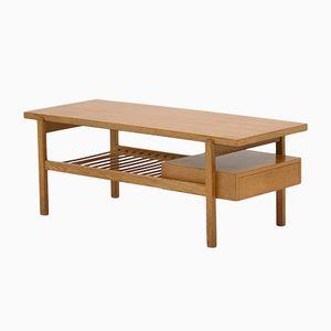 Table Basse Vintage par Jos de Mey pour Van Den Berghe Pauvers