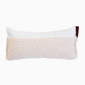 Natural Furry Range Pillow by R & U Atelier
