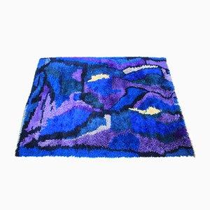 Dänischer Mid-Century Teppich aus Wolle, 1970