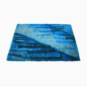 Dänischer Mid-Century Teppich aus Wolle, 1970er