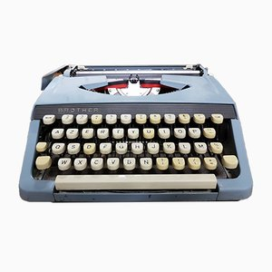 Mid-Century Schreibmaschine von Brother