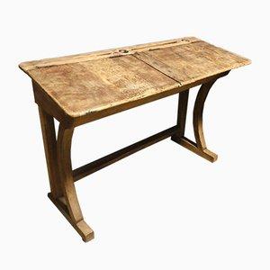 Französischer Vintage Schultisch