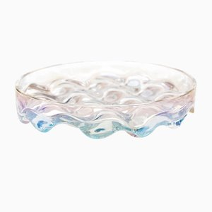 Iridescent Blister Bowl by Matias Moellenbach