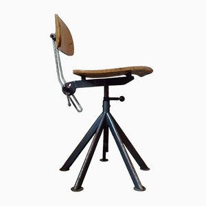 Industrial Office Chair from Odelberg & Olson, 1930s