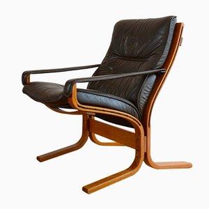 Siesta Armlehnstuhl von Ingmar Relling für Westnofa, 1960er