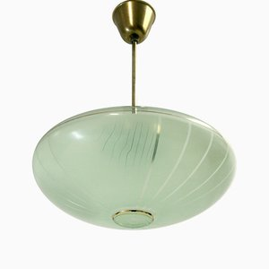 Scandinavian Ceiling Lamp from ASEA, 1960s