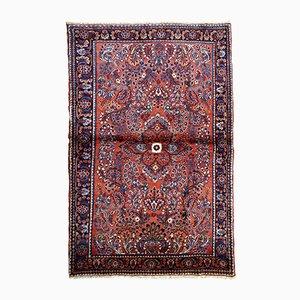 Antiker handgefertigter Teppich, 1920er