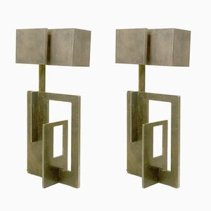 Table Lamps by Angelo Brotto for Esperia, 1970s, Set of 2